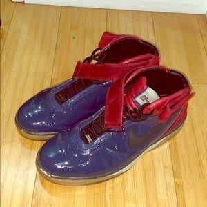Nike Air Force basketball